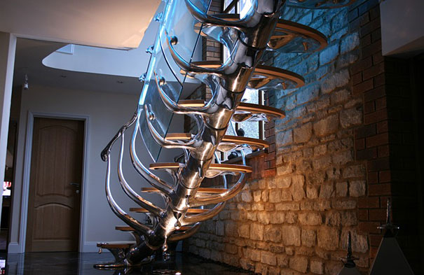 22 - Escada Criativa Staircase in Northampton por Philip Watts 1